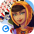 Играть Tingly Pyramid Solitaire