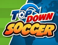 Play Top Down Soccer