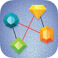 Играть Untangle the Gems