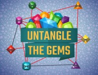 Play Untangle the Gems