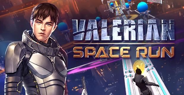 Zagraj Valerian Space Run