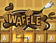 Play Waffle Words
