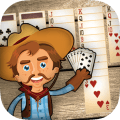 开始 Wild West Solitaire