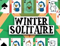 Play Winter Solitaire