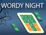 Play Wordy Night