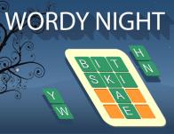 Play Wordy Night