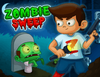 Play Zombie Sweep