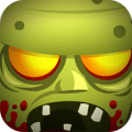 Играть Zombie Getaway